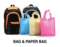Bag & Paper Bag